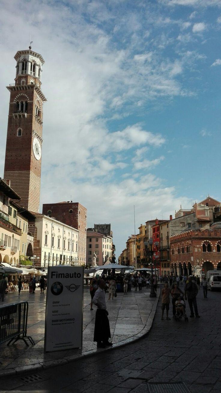 Verona, Piazza delle Erbe Verona
