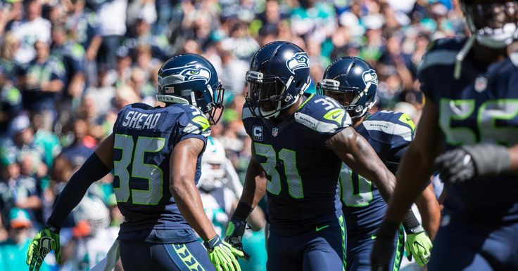 #BamBamKam is Back!!!  After missing four games with a groin injury, Pro-Bowl safety Kam Chancellor is on track to return for Sunday's game at New England.