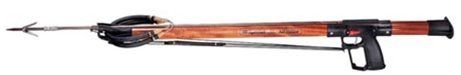 AB Biller 24in Snubnose Speargun- Mahogany for Scuba Diving and Spearfishing -- Want to know more, click on the image.