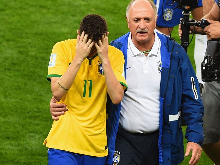 Brazil vs Germany World Cup 2014: 'This was the worst defeat in Brazil's history,' admits Luiz Felipe Scolari