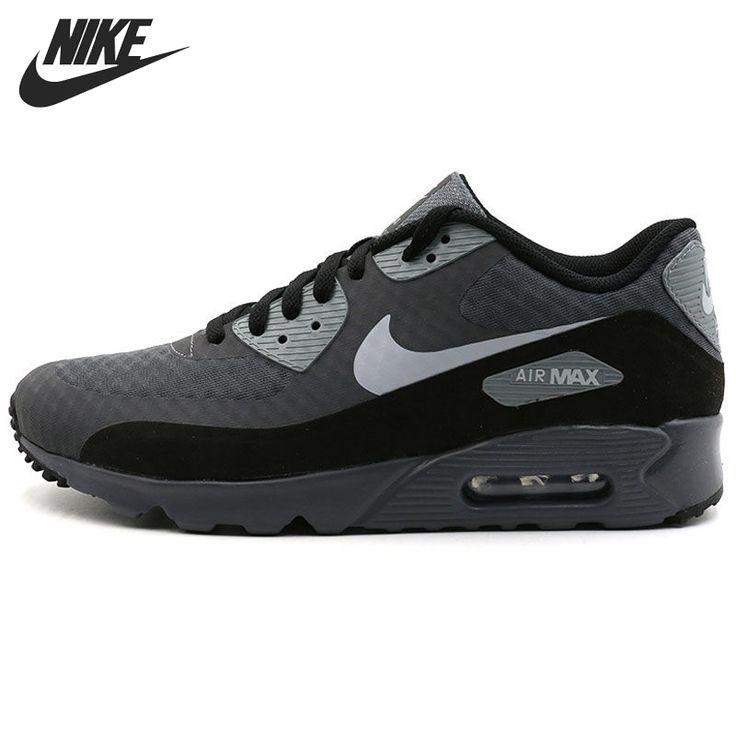 Original de la nueva llegada de nike air max 90 ultra esenciales zapatos corrientes de los hombres zapatillas de deporte