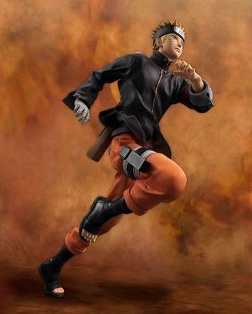 Figurine #Naruto Uzumaki - #Megahouse