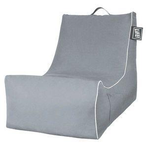 Pop Lounge Coast Foam Lounger Grey