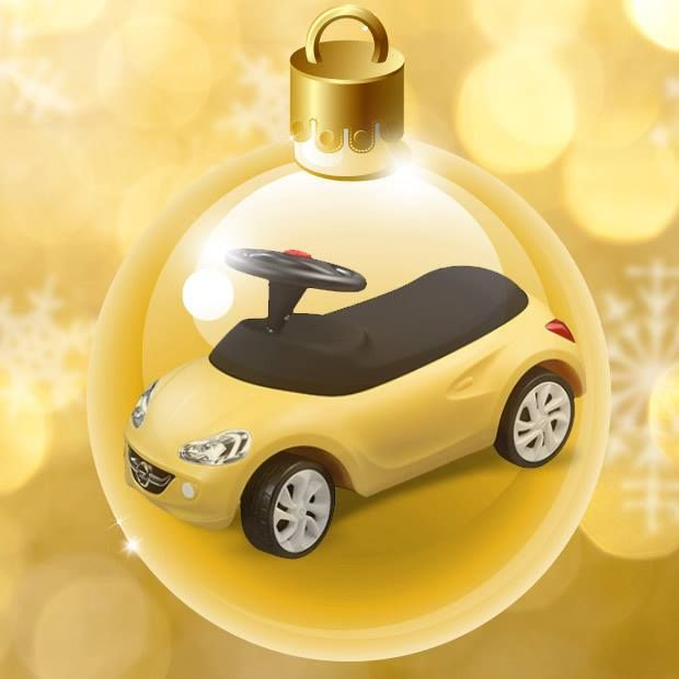 Care to win a little ADAM a day? Check out our awesome #Opel Xmas contest now: http://bit.ly/OpelXmas