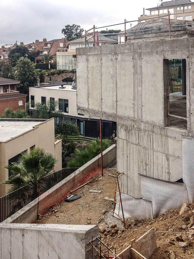 24 best images about e house 08023 architects on - Casas prefabricadas hormigon barcelona ...