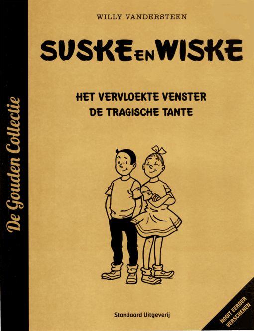 Suske en Wiske - AD special Het vervloekte venster / De tragisch - suskeenwiskeshop.com