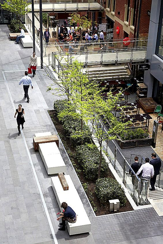 Slow ottawa on design urban and perth for Courtyard landscaping ottawa