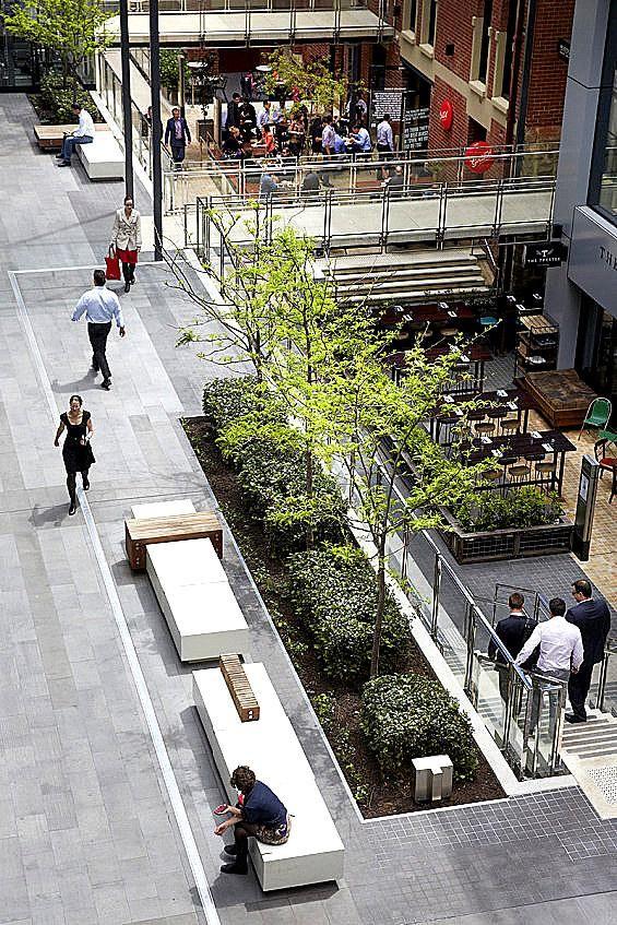 Slow ottawa on design urban and perth for Courtyard landscaping ottawa