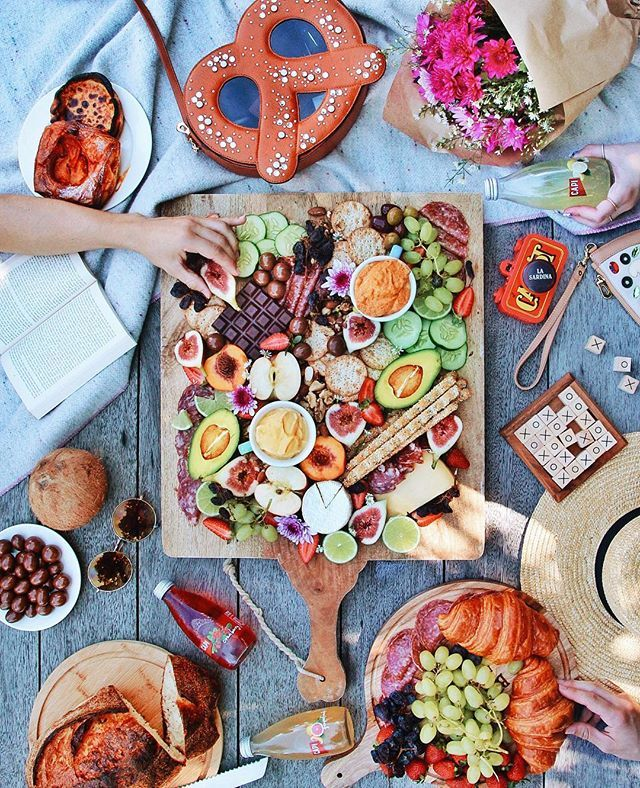 Have you entered my giveaway yet? It's only running for one week! Win an epic picnic spread l...