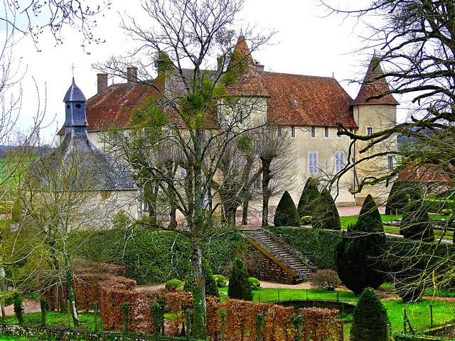 37 best Bourgogne images on Pinterest Castles, Archaeological site