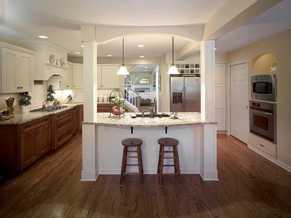 kitchen island architecture