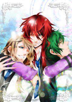 190 best Kamigami no Asobi images on Pinterest | Loki, Anime guys ...