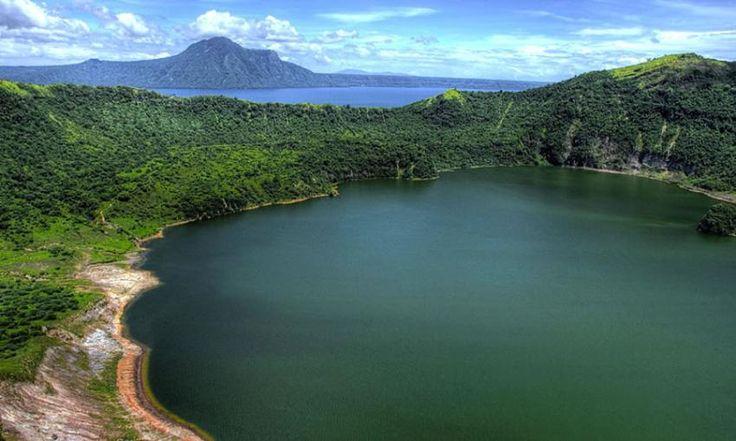 Vulcanul Taal