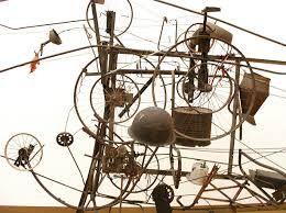 Kinetische kunst: Mechaniek