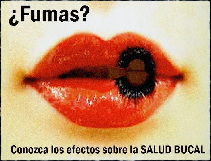 ¿Fumas? Conozca los efectos sobre la SALUD BUCAL | Directorio Odontológico