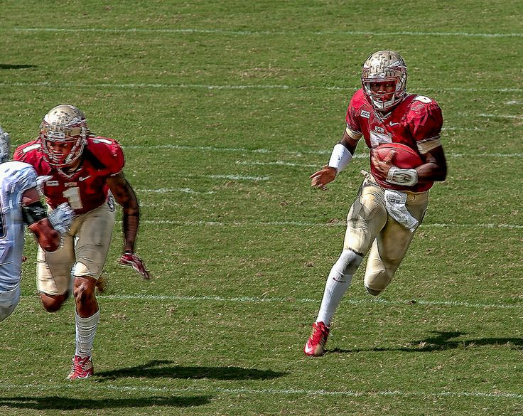Jameis Winston - FSU quarterback