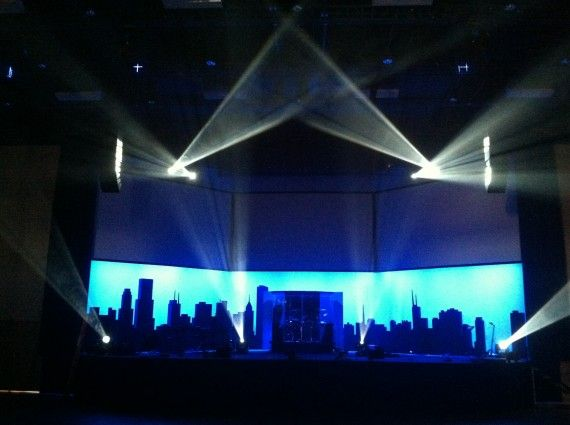 church lighting ideas. skyline chi city church stage design ideas lighting