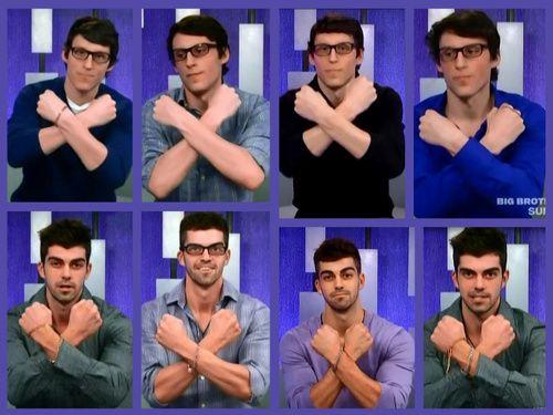 First Season of Big Brother Canada. Go Shield!