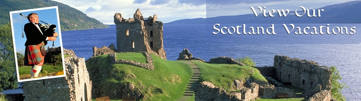 Ireland & Scotland Vacation Packages & Tours | Experience the Real Ireland and Scotland! So want to go