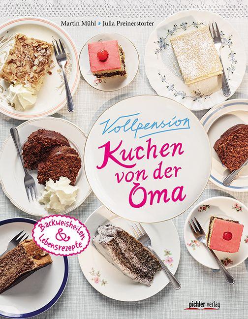 In der Vollpension im 4. Wiener Bezirk backen echte Omas echte Kuchen nach Familienrezept. Einige haben jetzt ihre Rezepte preisgegeben. Kochbuch Rezension von @juliliest
