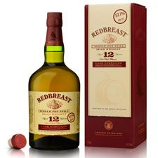 Redbreast Irish Whiskey to Debut Cask-Strength Flavorbomb | Drinks | Cigar Aficionado