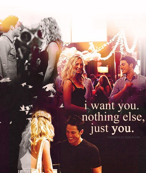 tyler lockwood and caroline forbes relationship