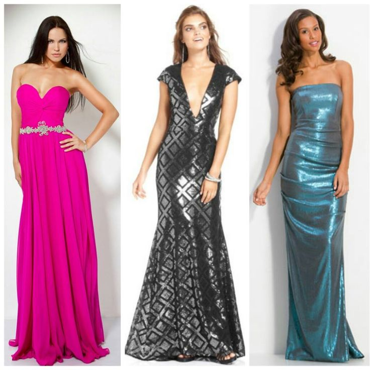Prom stunners from BCBG & Laundry