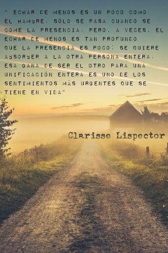9 de diciembre, aniversario luctuoso de la escritora brasileña Clarisse Lispector.