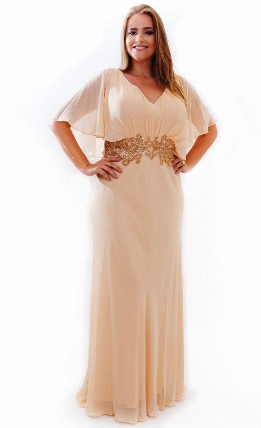 vestido mãe da noiva
