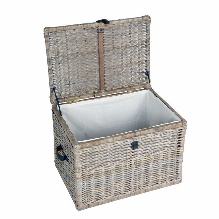 Picnic Basket Lakeland : The best wicker storage trunk ideas on