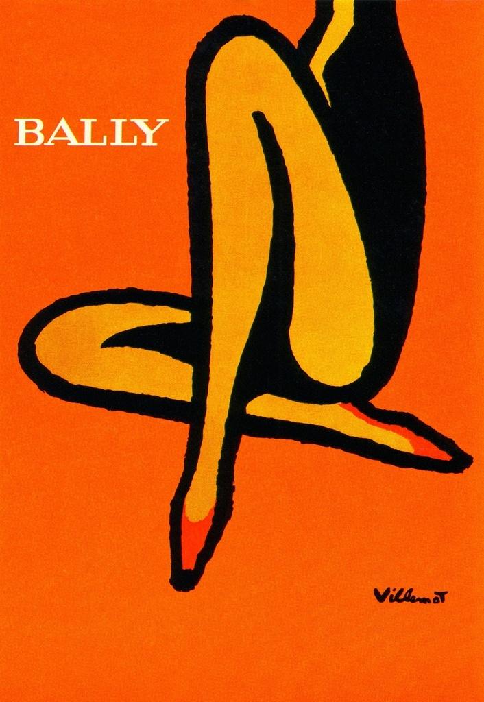Bernard Villemot vintage advertising
