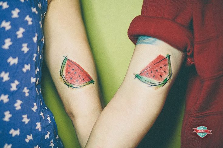 watermelon tattoo tattoo inspiration pinterest watermelon watermelon tattoo and tattoos. Black Bedroom Furniture Sets. Home Design Ideas