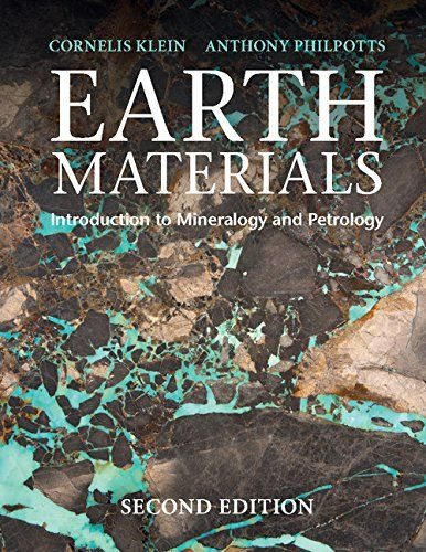 Best 25 environmental science textbook ideas on pinterest earth materials introduction to mineralogy and petrology fandeluxe Gallery
