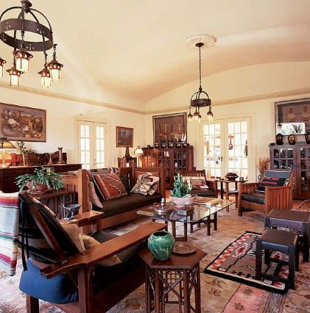 Arts   Crafts Collectibles  Craftsman FurnitureCraftsman InteriorCraftsman  Style  272 best Craftsman  misc  images on Pinterest   Craftsman interior  . Arts And Crafts Style Living Room Furniture. Home Design Ideas
