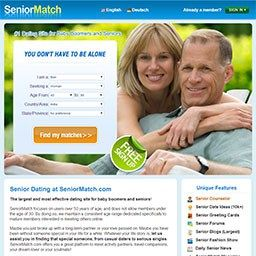 Older dating online login