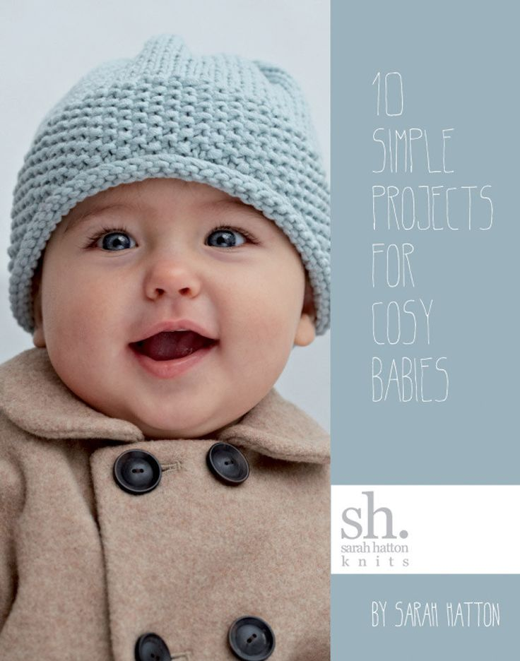 10 Simple Projects for Cosy Babies