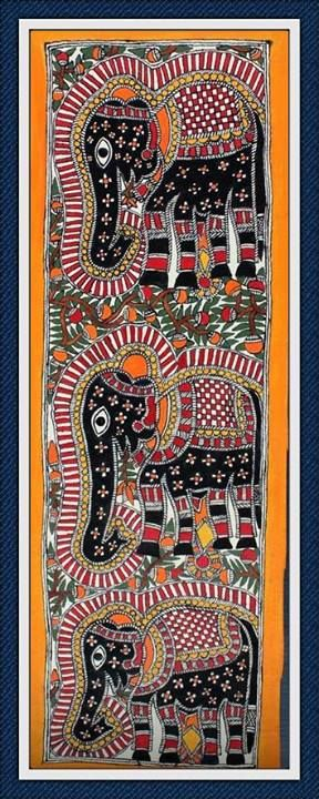 Madhubani & Gond Paintings