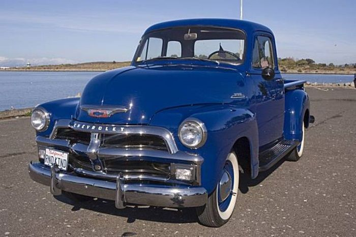 Classic Car Story Telling: 1954 Chevy Truck Still Getting the Job Done | Blog - MCG Social™ | MyClassicGarage™
