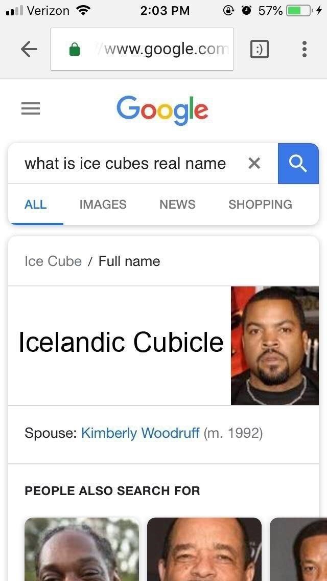 'Google Real Name Search' Memes Are Hilariously Roasting Celebrities