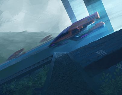 "Check out new work on my @Behance portfolio: ""Ships"" http://be.net/gallery/45045577/Ships"
