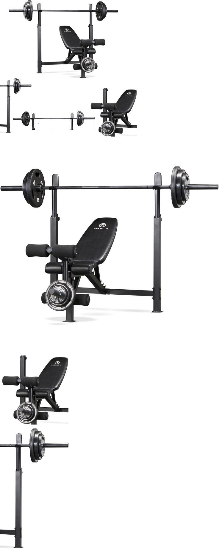 Ideas about weight benches on pinterest homemade
