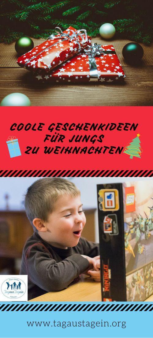 5 coole Geschenkideen für Jungs + Verlosung*** beendet | Weihnachten ...