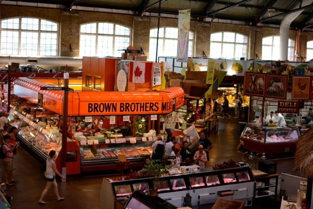 Toronto's St. Lawrence Market: A Feast for Foodies and Historians