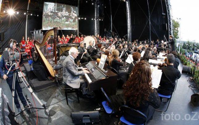 """Concert extraordinar """"Eugen Doga"""" la Opera Naţională Română Iaşi. 2014"""