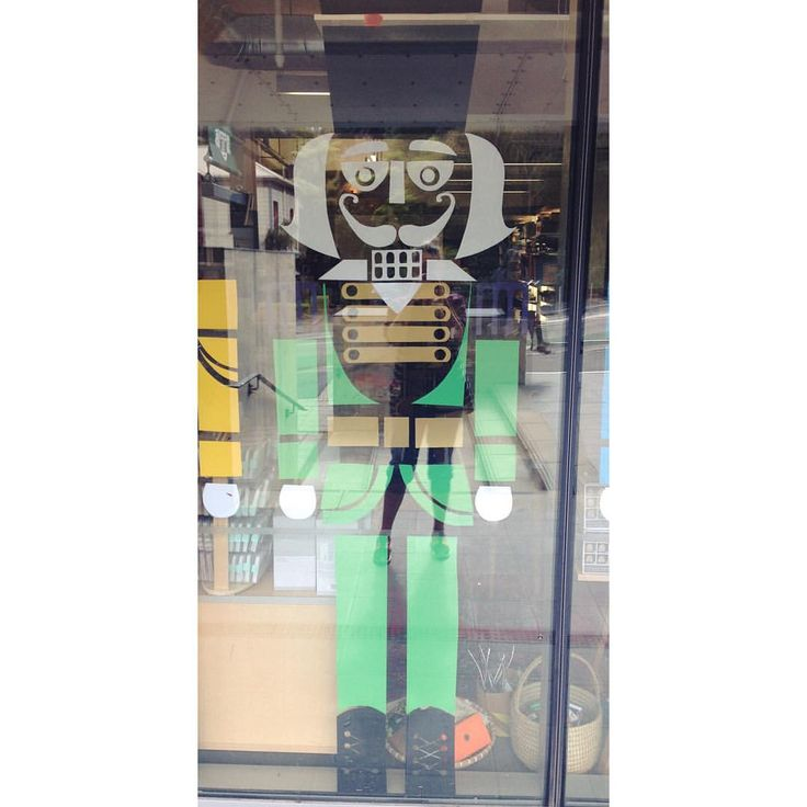Introducing - Murphy ~ The second in command of the Vic Books Nutcracker army. He's a fan of gardening and enjoys a nice glass of Pinot. @wgtncc @theedgenz #wgncc #theedgenz #xmaswindow #voteforus #plz