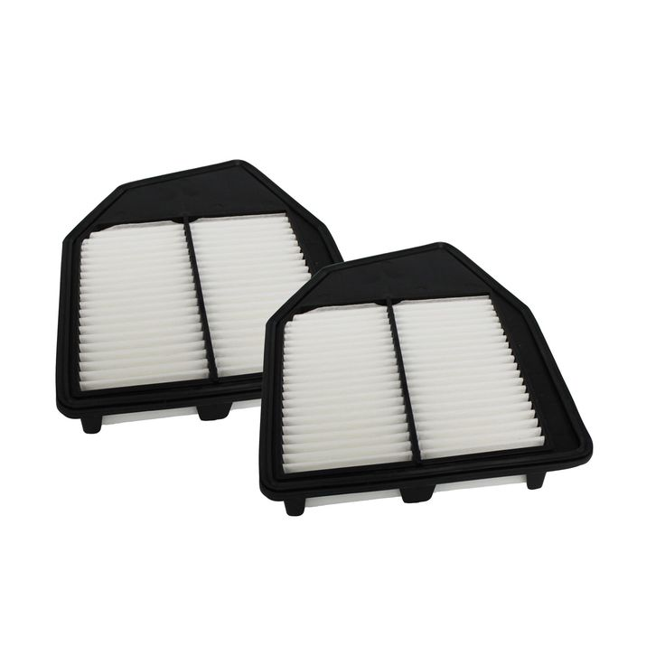 Crucial 2 Rigid Panel Air Filters Fit Honda Compare to Part # A36309 and CA10467