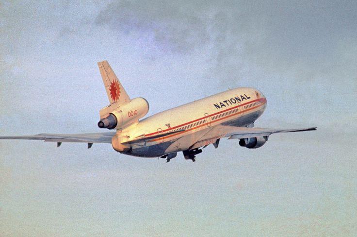 National Airlines McDonnell-Douglas DC-10-30