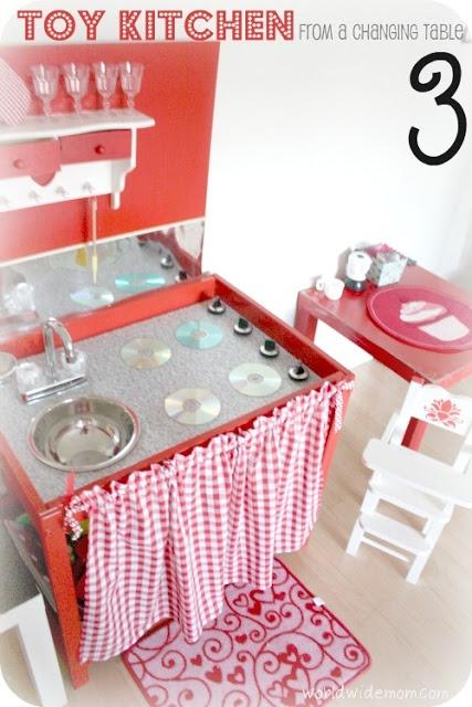 cuisine enfant Ikea personnalisé (Ikea hackers)