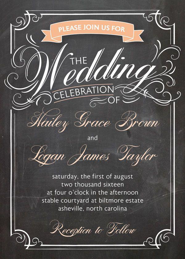 Vce ne 25 nejlepch npad na pinterestu na tma unique wedding wording wedding invitations stopboris Image collections