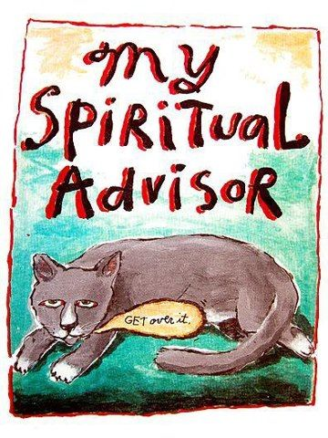 """My Spiritual Advisor"" by the great Fred Babb"